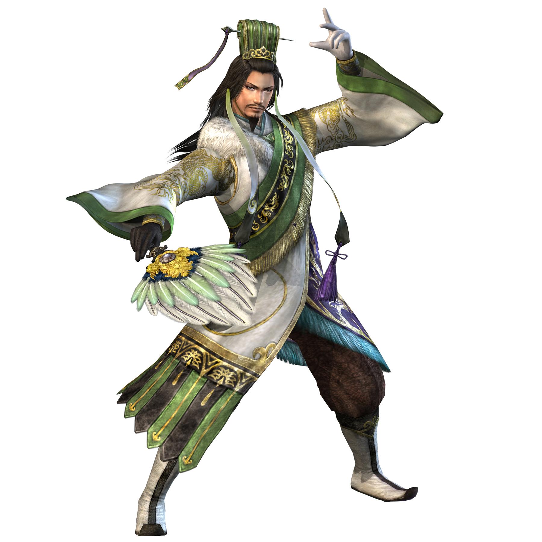 Warriors Orochi 3 9 Tails: Image - Zhugeliang-800.jpg