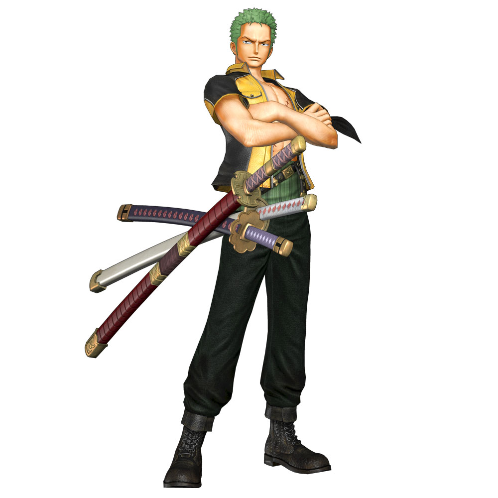 Roronoa zoro koei wiki fandom powered by wikia - One piece logo zoro ...