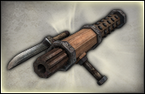 Arm Cannon - 1st Weapon (DW8)