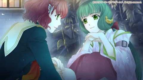 Azusa (Mitsuki Saiga) and Chiyo (Mikako Takahashi) - Seasons~Harukanaru Sora