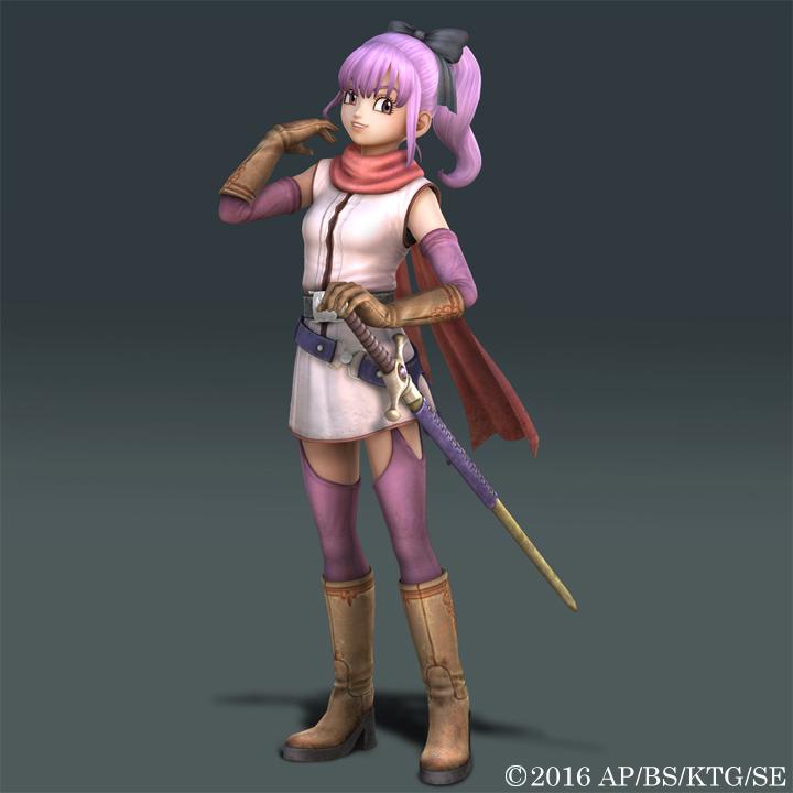 Teresa (Dragon Quest)   Koei Wiki   FANDOM powered by Wikia