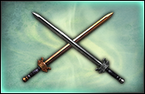 Twin Swords - 2nd Weapon (DW8)