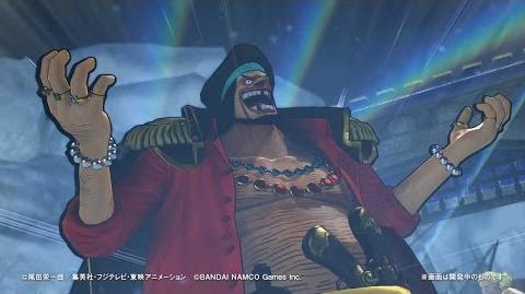 PS4・PS3・PS Vita「ワンピース 海賊無双3」 プレイ動画【黒ひげ】編