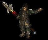 Lu Meng Alternate Outfit (DW3XL)