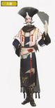 Zuo Ci Alternate Outfit (DW8)