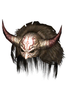 Male Head 44A (DWO)