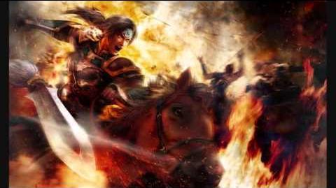 真・三國無双7 - Dynasty Warriors 8 - Arashi Ga Oka 嵐が丘 (JP)