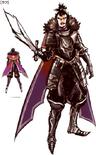Nobunaga Oda Concept Art (SW2)