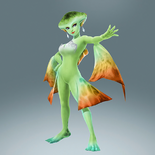 Princess Ruto Alternate Costume 4 (HWL DLC)