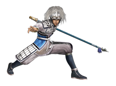 File:Zhao Yun Render (CR - ROTK).png
