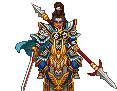 Zhao Yun Battle Sprite 2 (ROTKLCC)