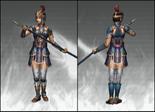 Edit Female Outfit - Princess 3 (DW4)