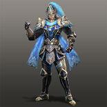 XiahouBa-DW7-DLC-Fantasy Costume