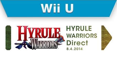 Hyrule Warriors Direct 8.4.2014