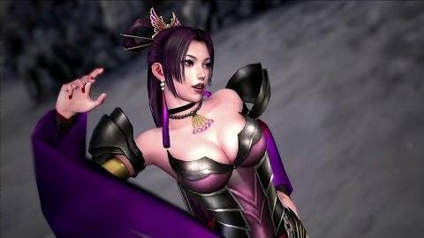 『戦国無双4』 濃姫