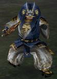 Shingen Takeda Alternate Outfit (WO)