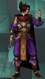 DW5 Cao Pi Alternate Outfit