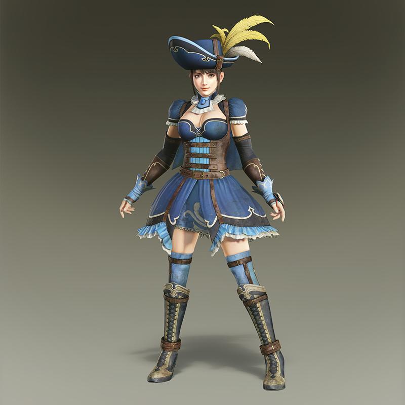 Warriors Orochi 4 Dlc November 29: Image - Female Protagonist Outfit 4 (TKD2 DLC).jpg