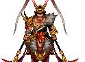 Lu Bu Battle Sprite 4 (ROTKLCC)