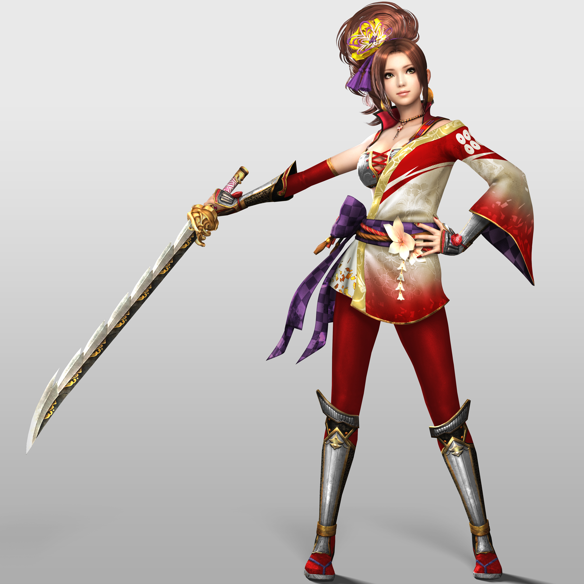 Warriors Orochi 3 Ultimate Gameplay: Image - Kai Sanada-Themed Costume (SWSM DLC).png