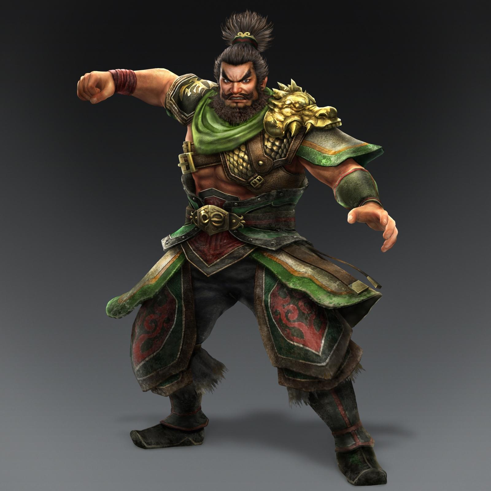 Dynasty Warriors 8 screens show off Jin stars - VG247
