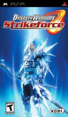 File:Dynasty Warriors Strikeforce Cover.jpg