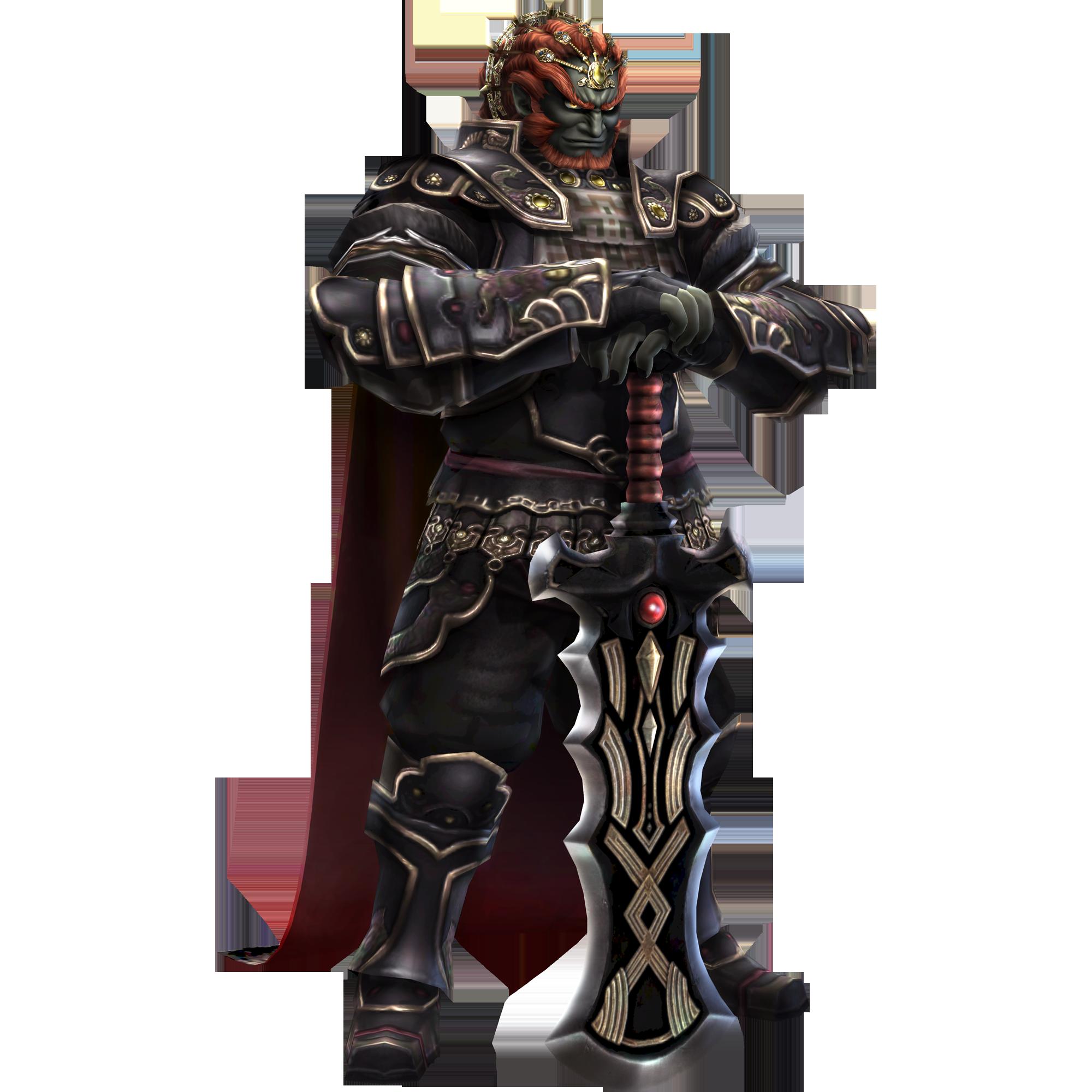 Warriors Orochi 3 Ultimate Vs Dynasty Warriors 8 Xtreme Legends: Image - Ganondorf Costume 1 - HW DLC.png