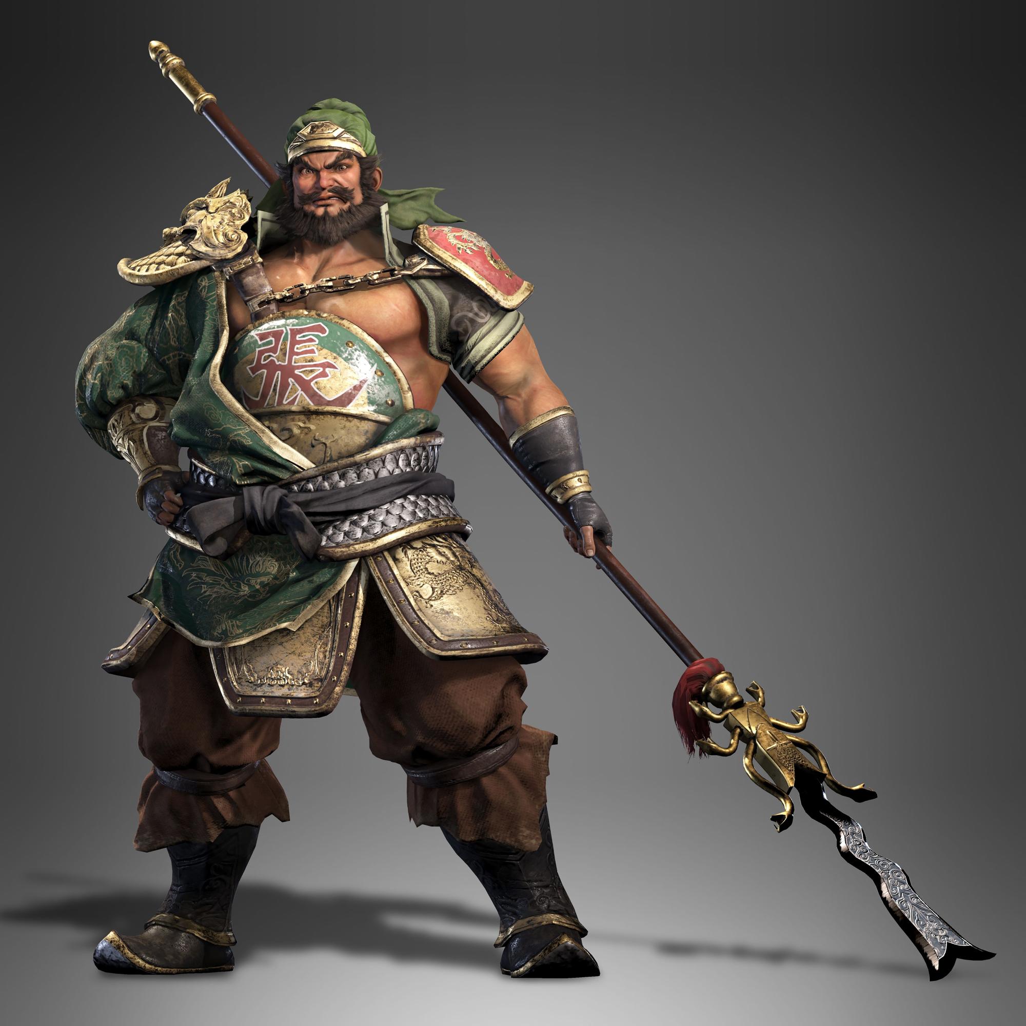 Warriors Orochi 3 Lian Shi: FANDOM Powered By Wikia