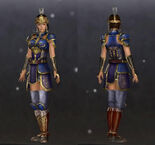 Costume Set 10 - Female (DW7E DLC)