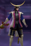 Masamune Date Alternate Outfit (WO3)
