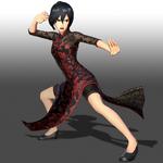 Mikasa Modern Costume (AOT2 DLC)