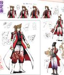 Mitsunari Ishida Concept Art (SY)