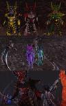 Orochi Alternate Forms (WO3)
