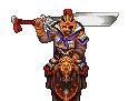 Xiahou Dun Battle Sprite 2 (ROTKLCC)