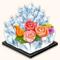 Yuki-onna's Frozen Flower Sashimi (TMR)