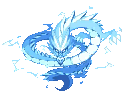 Azure Dragon Beast Battle Sprite (ROTKLCC)