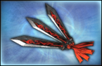 Throwing Knives - 3rd Weapon (DW8)