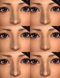 Female Noses (DW7E)