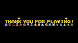 Hyrule Warriors Thank You Message