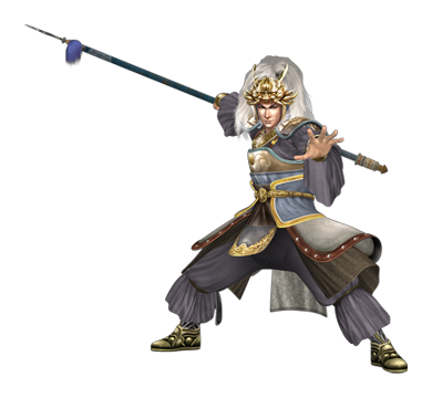 File:Ma Chao Render (CR - ROTK).png