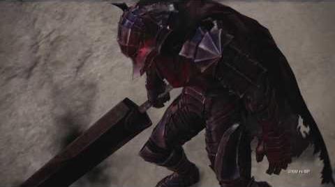 Berserk and the Band of the Hawk - Berserker Guts Gameplay