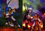 Dynasty Warriors 4 Artwork - Zhou Yu