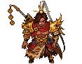 Gan Ning Battle Sprite 2 (ROTKLCC)