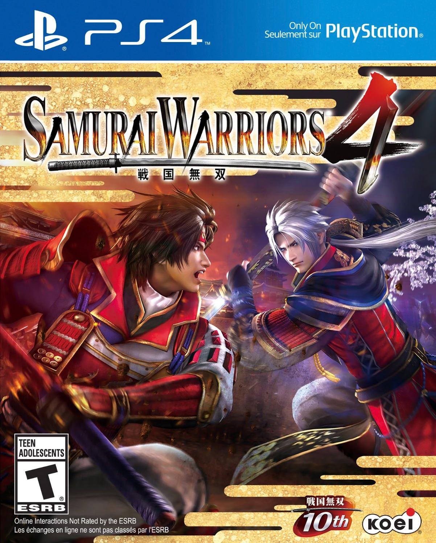 Samurai Warriors 4 | Koei Wiki | FANDOM powered by Wikia