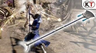 """Dynasty Warriors 9 - Additional Weapon """"Crescent Edge"""""""