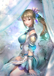 Wang Yuanji Artwork (DW9)