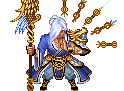 Azure Dragon Battle Sprite (ROTKLCC)