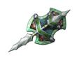 Buckler Blade 4 - Wind (DWO)