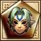 Fierce Deity's Mask Badge (HW)