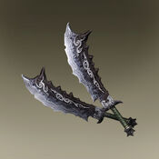 Kijin Daioh Weapon Set 5 (TKD DLC)